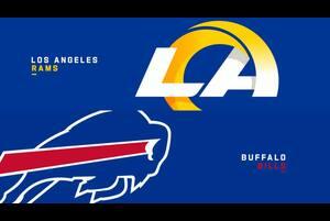 【NFL2019年第3週】開幕3連勝を目指すラムズとビルズが対戦