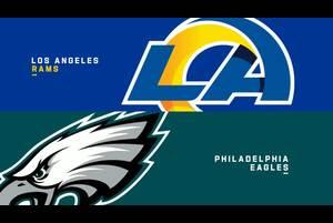 【NFL2020年第2週】ラムズを相手に今季初勝利を目指すイーグルス
