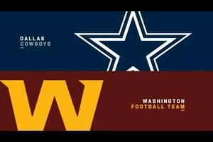 【NFL2020年第7週】地区ライバルが激突、カウボーイズ対ワシントン