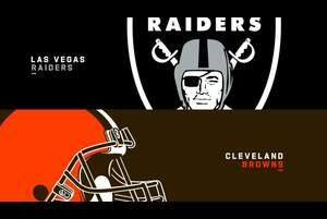 【NFL2020年第8週】レイダースをホームに迎えたブラウンズ、6勝目なるか?