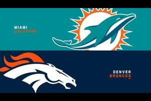 【NFL2020年第11週】連敗脱出を目指すブロンコスがホームで5連勝中のドルフィンズを迎え撃つ