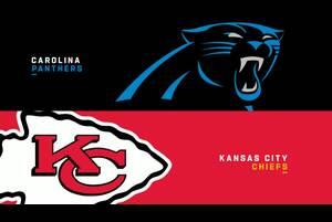 【NFL2020年第9週】3連勝中の好調チーフス、ホームでパンサーズを下して4連勝となるか