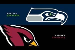【NFL2020年第7週】地区ライバル対決! 好調をキープする首位シーホークスに2位カーディナルスが挑む