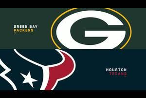 【NFL2020年第7週】白星街道復帰を目指すパッカーズが敵地でテキサンズ戦に臨む