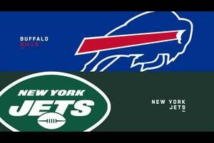 【NFL2020年第7週】連敗脱出を図るビルズとジェッツが同地区対決に挑む