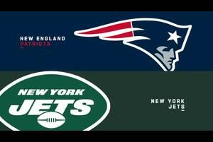 【NFL2020年第9週】今季未勝利の続くジェッツが2勝5敗のペイトリオッツと対戦
