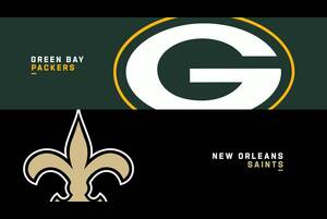 【NFL2020年第3週】サンデーナイトはセインツが本拠地で強敵パッカーズとの一戦に臨む