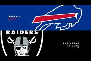 【NFL2020年第4週】今季負けなしのビルズに挑んだレイダース