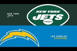 【NFL2020年第11週】今季未勝利のジェッツが敵地で3連敗中のチャージャーズと対戦