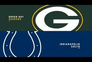 【NFL2020年第11週】NFC北地区とAFC南地区の首位対決、パッカーズとコルツの一戦