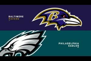 【NFL2020年第6週】イーグルスがホームでレイブンズと対決