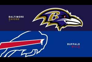【NFL2020年ディビジョナル】AFCチャンピオンシップへの切符をかけてレイブンズとビルズが対戦
