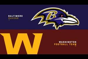 【NFL2020年第4週】今季3勝目を狙うレイブンズと連敗脱出を目指すワシントンの一戦