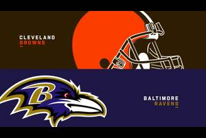 【NFL2019年第4週】AFC北地区対決、レイブンズとブラウンズが激突