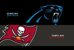 【NFL2020年第2週】今季初勝利を目指すパンサーズとバッカニアーズが同地区対決に挑む