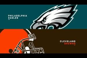 【NFL2020年第11週】ブラウンズが本拠地でイーグルスと対戦