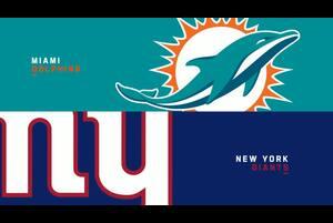 【NFL2019年第15週】ジャイアンツの連敗脱出なるか!? ホームでドルフィンズと対戦