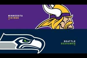 【NFL2020年第5週】無敗で連勝中のシーホークスが本拠地でバイキングスと対戦