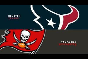 【NFL2019年第16週】勝てばAFC南地区制覇のテキサンズが5連勝を狙うバッカニアーズと激突