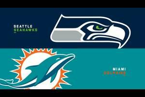 【NFL2020年第4週】4連勝を狙うシーホークスが敵地に乗り込んでドルフィンズと対戦