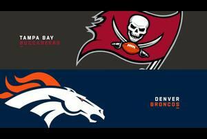 【NFL2020年第3週】今季初勝利を目指すブロンコスがバッカニアーズと対戦