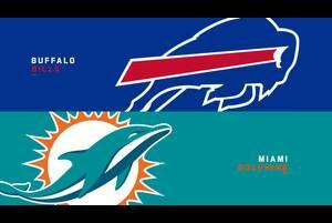 【NFL2020年第2週】ビルズを相手に今季初勝利を目指すドルフィンズ