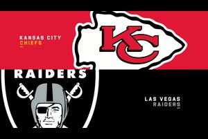 【NFL2020年第11週】怒涛のシーソーゲーム、最後に笑ったのはチーフスかレイダースか