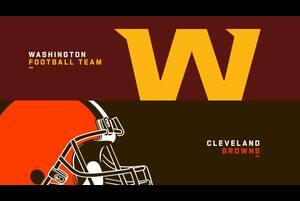 【NFL2020年第3週】1勝1敗同士の対決、2勝目を手に入れるのはブラウンズかワシントンか