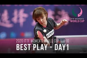 【ベストプレー集】女子ワールドカップ2020 DAY1
