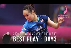 【ベストプレー集】女子ワールドカップ2020 DAY3
