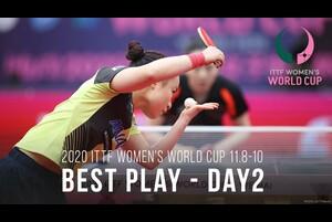 【ベストプレー集】女子ワールドカップ2020 DAY2