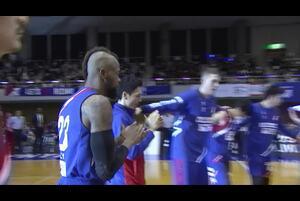 ライジングゼファー福岡vs富山グラウジーズ|B.LEAGUE第29節 GAME1Highlights|03.23.2019 プロバスケ (Bリーグ)