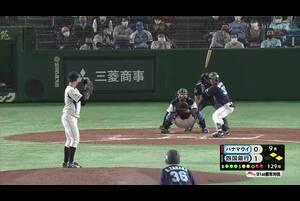 【都市対抗2020】第5日第2試合で四国銀行(高知市)とハナマウイ(富里市)が対戦し、1対0で四国銀行が勝利。
