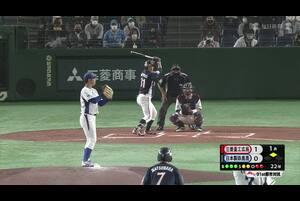 【都市対抗2020】5番・松原、レフト線へのタイムリーツーベースで2点目!!