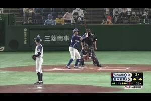 【都市対抗2020】ホンダ熊本7番・佐藤 ファーストゴロ。三塁ランナーが本塁タッチアウト