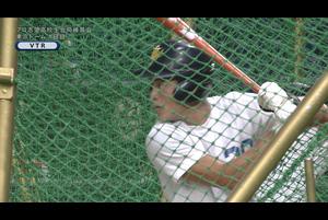 【プロ志望高校生合同練習会】髙寺 望夢 走攻守三拍子揃った内野手がショートの守備と逆方向への打球で存在感