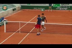 【マッチハイライト】キャスパー・ルード vs 杉田祐一/全仏オープンテニス2020 1回戦