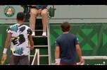 【マッチハイライト】西岡良仁 vs フェリックス・オジェ アリアシム/全仏オープンテニス2020 1回戦