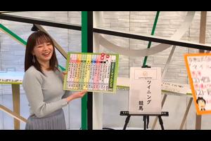 【マイルCS】秋のGIヒント率100%!キャプテン渡辺&森香澄 日曜重賞予想|ウイニング競馬