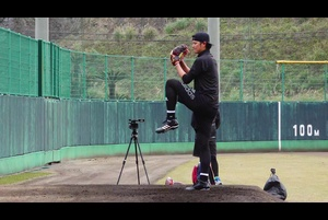 NPBオファー待つ元巨人・宮國椋丞 1月自主トレで驚異的なブルペン投球