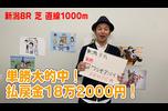 単勝大的中!払戻金18万2000円!キャプテン渡辺の新潟8R予想|ウイニング競馬【2020年10月24日】