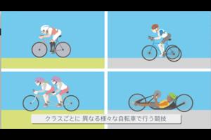 【東京パラリンピック・競技紹介】自転車