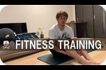 橋口選手が家で行っているトレーニングを紹介!!<br /> ぜひみなさんもチャレンジしてみてください!