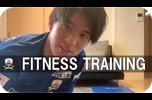 柳澤選手が家で行っているトレーニングを紹介!!<br /> ぜひみなさんもチャレンジしてみてください!