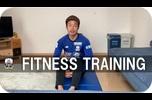 粟飯原選手が家で行っているトレーニングを紹介!!<br /> ぜひみなさんもチャレンジしてみてください!