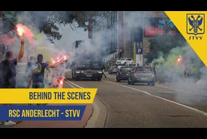 【シント=トロイデンVV】アンデルレヒト vs STVV 『Behind the Scenes』