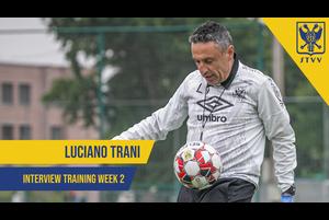 【シント=トロイデンVV】ルチアーノ フィジカルコーチ が2週間を振り返る!