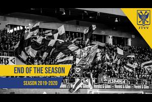 【シント=トロイデンVV】2019-2020シーズン応援ありがとうございました!