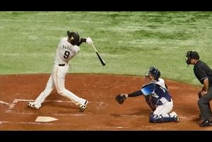 【ベースボールLIVE】柳田がバックスクリーンへ2戦連発!! これが出れば・・・<4/4 ソフトバンク vs. 西武>