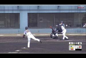 【3回裏】西純矢、奪三振! 11/15日本ハムvs阪神 フェニックスリーグ